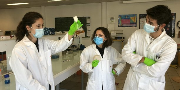 Les étudiants en biologie, ont imaginé des super-levures synthétiques permettant de compléter l'alimentation lors de longues missions dans l'espace.
