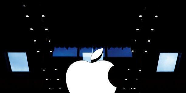 Apple detrone aramco en tete des plus fortes capitalisations boursieres[reuters.com]