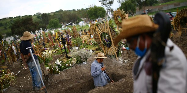 Coronavirus: avec 46.688 deces, le mexique presente le 3e bilan le plus lourd[reuters.com]