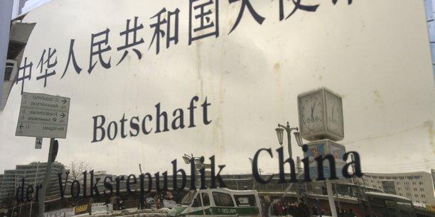 Hong kong: la chine condamne la decision de berlin de suspendre son traite d'extradition[reuters.com]