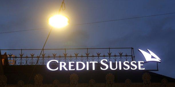 Le credit suisse vise 2% a 3% d'economies par an[reuters.com]
