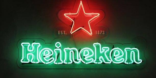 Heineken evoque une reprise mais ne fournit pas de previsions[reuters.com]