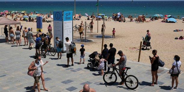 En espagne, le tourisme international a chute de 98% en juin[reuters.com]
