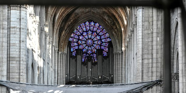 France: debut de la depose du grand orgue de notre-dame de paris[reuters.com]