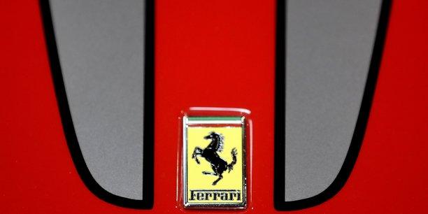 Ferrari vise la partie haute de ses prévisions pour 2020, à condition que ses activités de production ne soient pas de nouveau affectées par de nouvelles mesures de confinement.