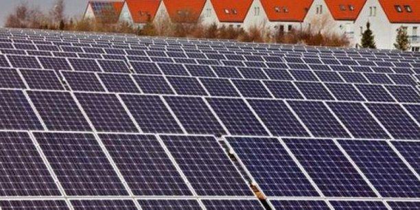 La société bretonne Sillia Energie devrait confirmer son intérêt pour l'usine lyonnaise de panneaux photovoltaïques en déposant une nouvelle offre ferme, d'ici à la fin de la semaine. © DR