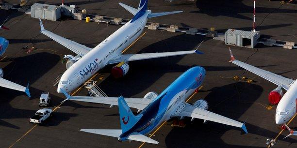 Le PDG de Boeing a indiqué la semaine dernière que les livraisons de l'appareil devraient reprendre au quatrième trimestre, et non pas au troisième trimestre comme prévu jusqu'alors.