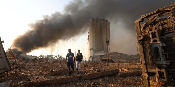 Plus de 30 morts et plus de 3.000 blesses a beyrouth, selon le ministere[reuters.com]