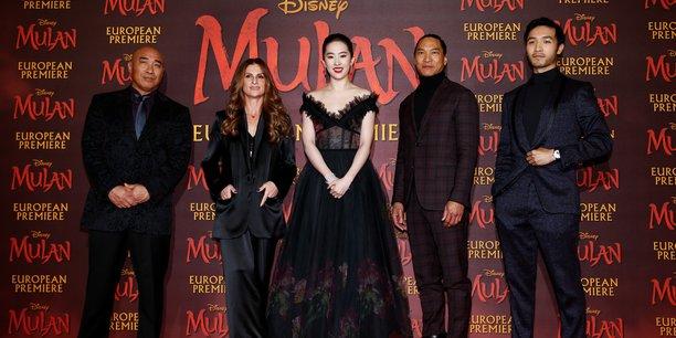 Disney va privilegier le streaming pour son nouveau film mulan[reuters.com]