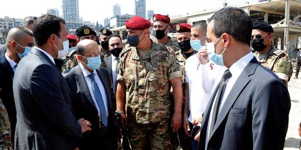 Beyrouth en etat de choc, le bilan de l'explosion depasse 100 morts[reuters.com]