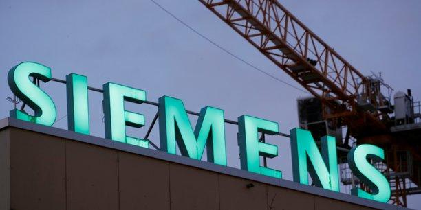 Siemens degage un benefice industriel meilleur qu'attendu[reuters.com]