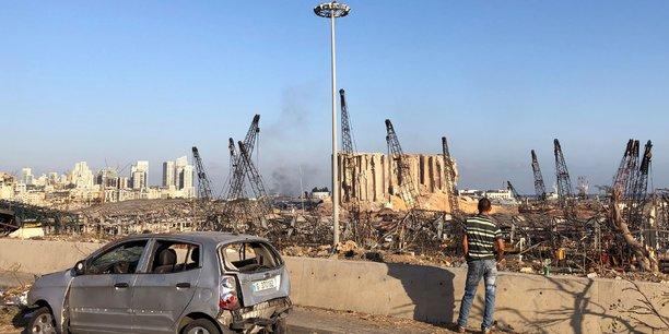 Le liban en deuil attend l'aide internationale[reuters.com]