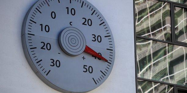 Juillet 2020, l'un des mois les plus chauds depuis le xixe siecle[reuters.com]