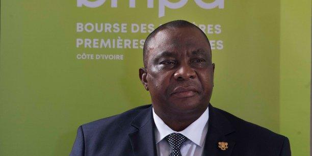 Kobenan Kouassi Adjoumani, Ministre de l'Agriculture et du Développement Rural de la République de Côte d'Ivoire.