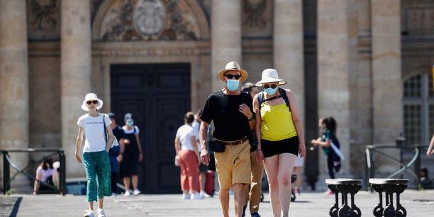 La region parisienne en vigilance rouge a la canicule[reuters.com]