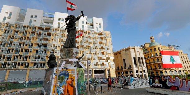 Les usa soutiennent le droit des libanais a manifester, appuient un changement de cap[reuters.com]