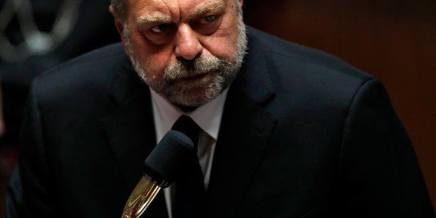 Dupond-moretti prend acte de la decision du conseil constitutionnel, ciotti reclame une revision[reuters.com]