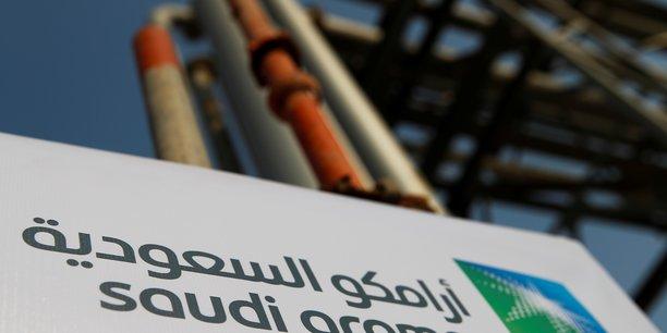Les benefices d'aramco ont fondu au deuxieme trimestre, mais le geant petrolier entrevoit une amelioration[reuters.com]