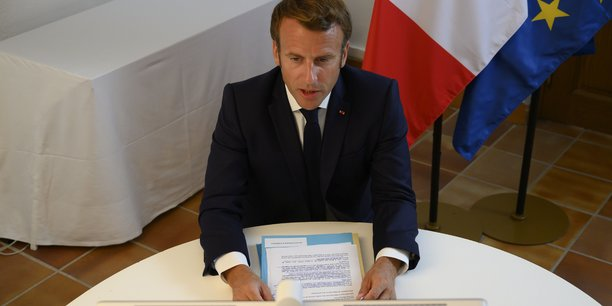 Macron pour une aide rapide et efficace, car l'avenir du liban est en jeu[reuters.com]