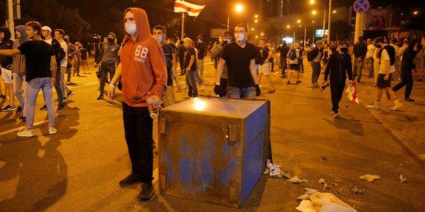 Bielorussie: les manifestations anti-loukachenko auraient fait au moins un mort[reuters.com]