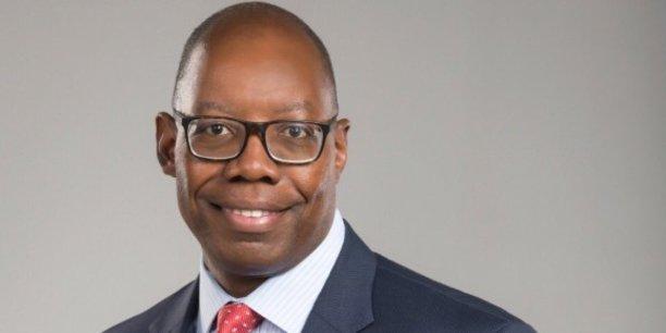 Victor William, le banquier sierra-leonais aux commandes de NBA Africa