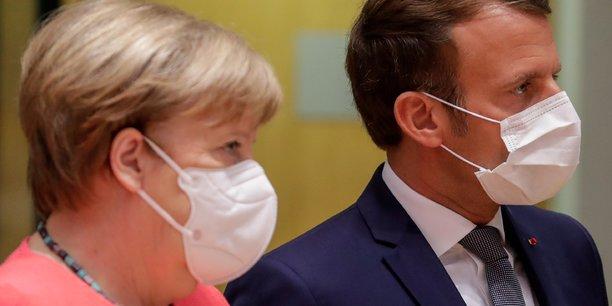 Le duo Macron-Merkel a impulsé la relance budgétaire en Europe.