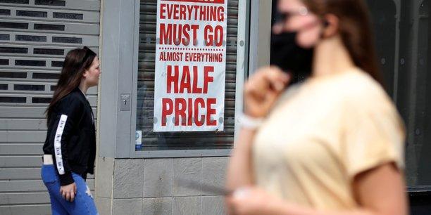 Gb: l'emploi subit ses plus lourdes pertes depuis 2009[reuters.com]
