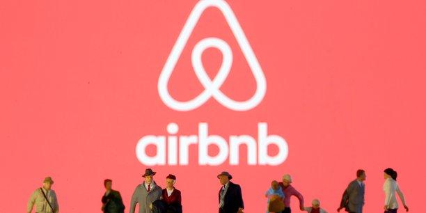 Taxe numerique: airbnb dit soutenir la demarche de l'ocde[reuters.com]