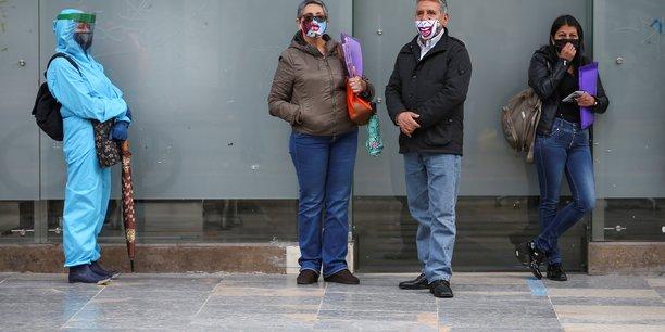 Coronavirus: plus de 400.000 cas d'infection en colombie[reuters.com]