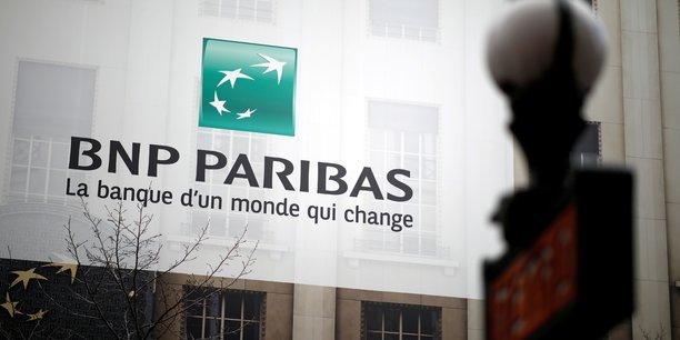 Bnp paribas est a suivre a la bourse de paris[reuters.com]