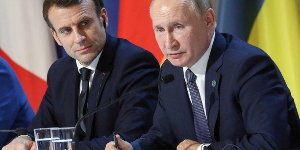 Bielorussie: macron dit a poutine sa tres grande preoccupation[reuters.com]