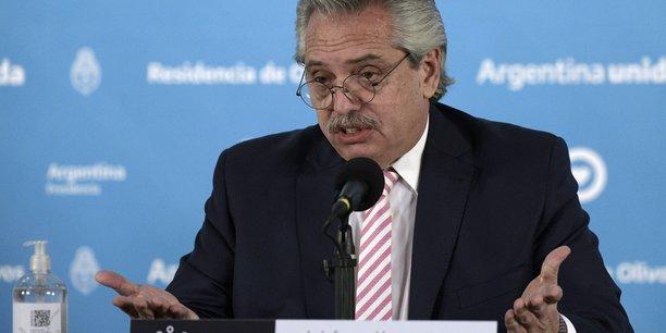Coronavirus: l'argentine et le mexique vont produire un vaccin pour astrazeneca[reuters.com]