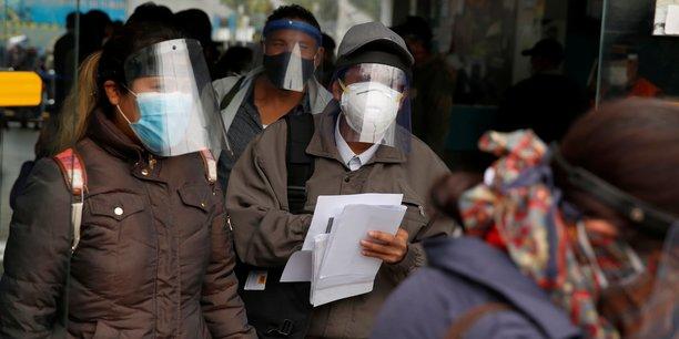 Coronavirus: le perou depasse les 500.000 cas de contamination[reuters.com]