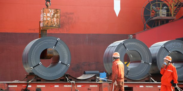 Chine: la production industrielle en hausse de 4.8% en juillet[reuters.com]