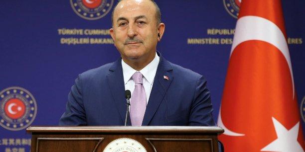 Mevlüt Cavusoglu, ministre turc des Affaires étrangères.
