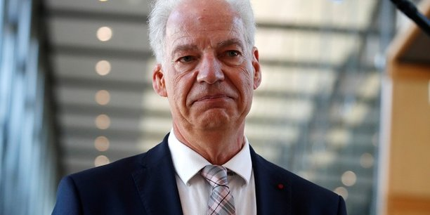 Le ministre délégué aux PME Alain Griset.