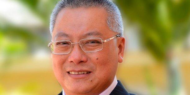Eric Ng Ping Cheun, économiste mauricien.