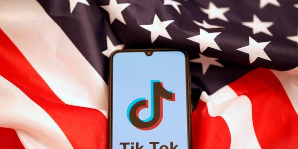 Tiktok: trump donne 90 jours a bytedance pour ceder ses interets us[reuters.com]