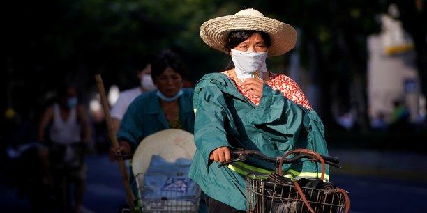 Coronavirus: la chine a recense 22 nouveaux cas d'infection[reuters.com]
