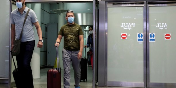 Coronavirus: la grande-bretagne enregistre 1.012 nouveaux cas d'infection[reuters.com]