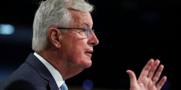 Michel Barnier est le négociateur en chef de la Commission chargé de la conduite des négociations avec le Royaume-Uni