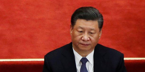 A Davos, le monde d'après Covid-19 selon Xi Jinping, sur fond de «nouvelle guerre froide»