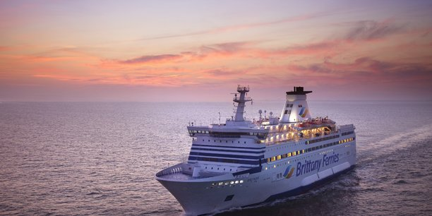 Le navire Bretagne qui opère actuellement sur la ligne Portsmouth / St Malo, sera désarmé à compter du 7 septembre et jusque mars 2021.