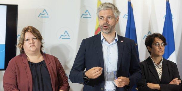 Ce plan de relance inédit d'un montant d'un milliard d'euros avait été défendu lors de l'assemblée plénière des 7 et 8 juillet dernier, juste avant d'être soumis au vote. ©RégionAuvergne-Rhône-Alpes/MichelPérès
