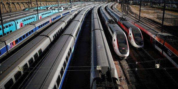 Le PDG de SNCF Voyageurs Christophe Fanichet promet un véritable saut qualitatif avec ce nouveau TGV, désormais appelé TGV M par la compagnie, et Avelia Horizon par Alstom.