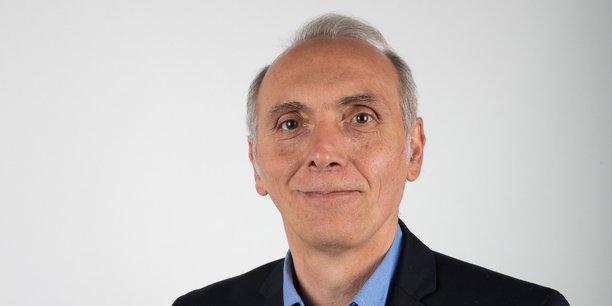 Stéphane Delpeyrat, le nouveau maire de Saint-Médard-en-Jalles, est vice-président de Bordeaux Métropole en charge du développement économique, de l'emploi, de l'enseignement supérieur et de la recherche.