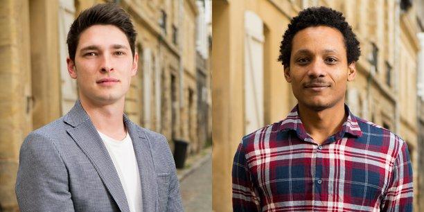 Charles-Henri Gougerot-Duvoisin et Stevy Llong-Taï ont créé Obvy avant de lancer Clapp pendant le confinement du printemps dernier.
