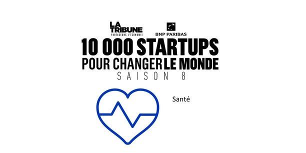 Découvrez les finalistes dans la catégorie Santé de la saison 8 du prix 10.000 startups pour changer le monde, organisé par La Tribune.