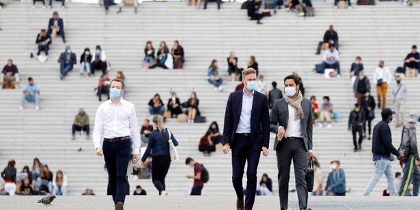 La Banque de France persiste à penser que la France connaîtra en 2021 une croissance économique supérieure à 5%, a déclaréson gouverneur François Villeroy de Galhau.