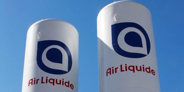 Air Liquide et Siemens Energy vont «coopérer» pour accélérer dans l'hydrogène - La Tribune